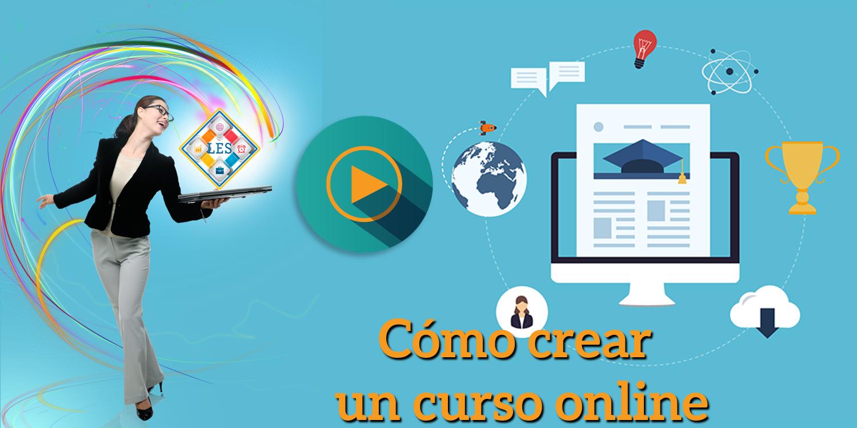 Curso Cómo crear un curso online