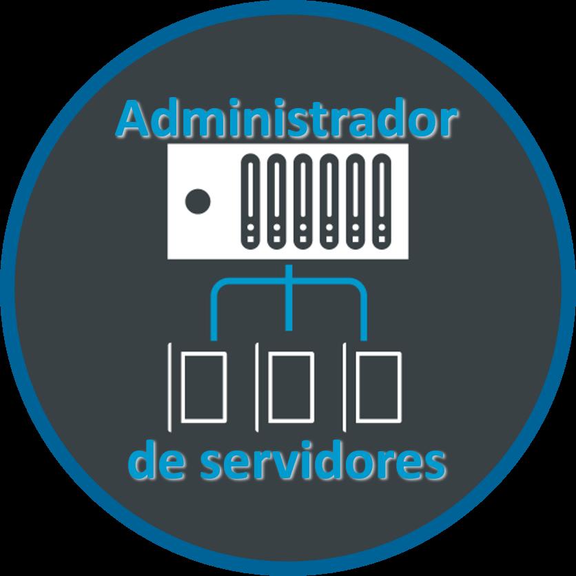 Logo Administrador de servidores